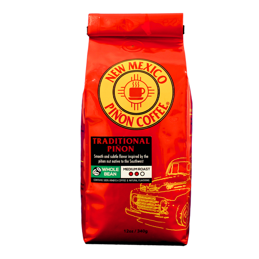 New Mexico Piñon Coffee (All Flavors!)