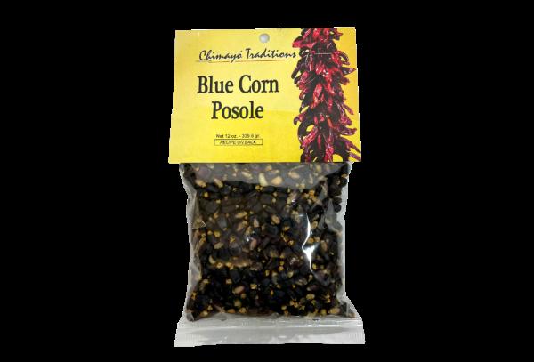 blue corn posole