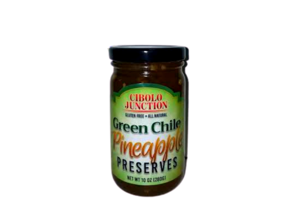 green chile pineapple preserve