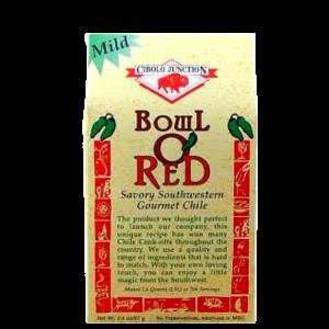 bowl o red