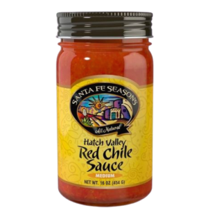 Santa Fe Seasons Red Chile Sauce