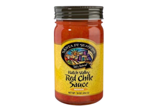 Santa Fe Seasons Red Chile Sauce