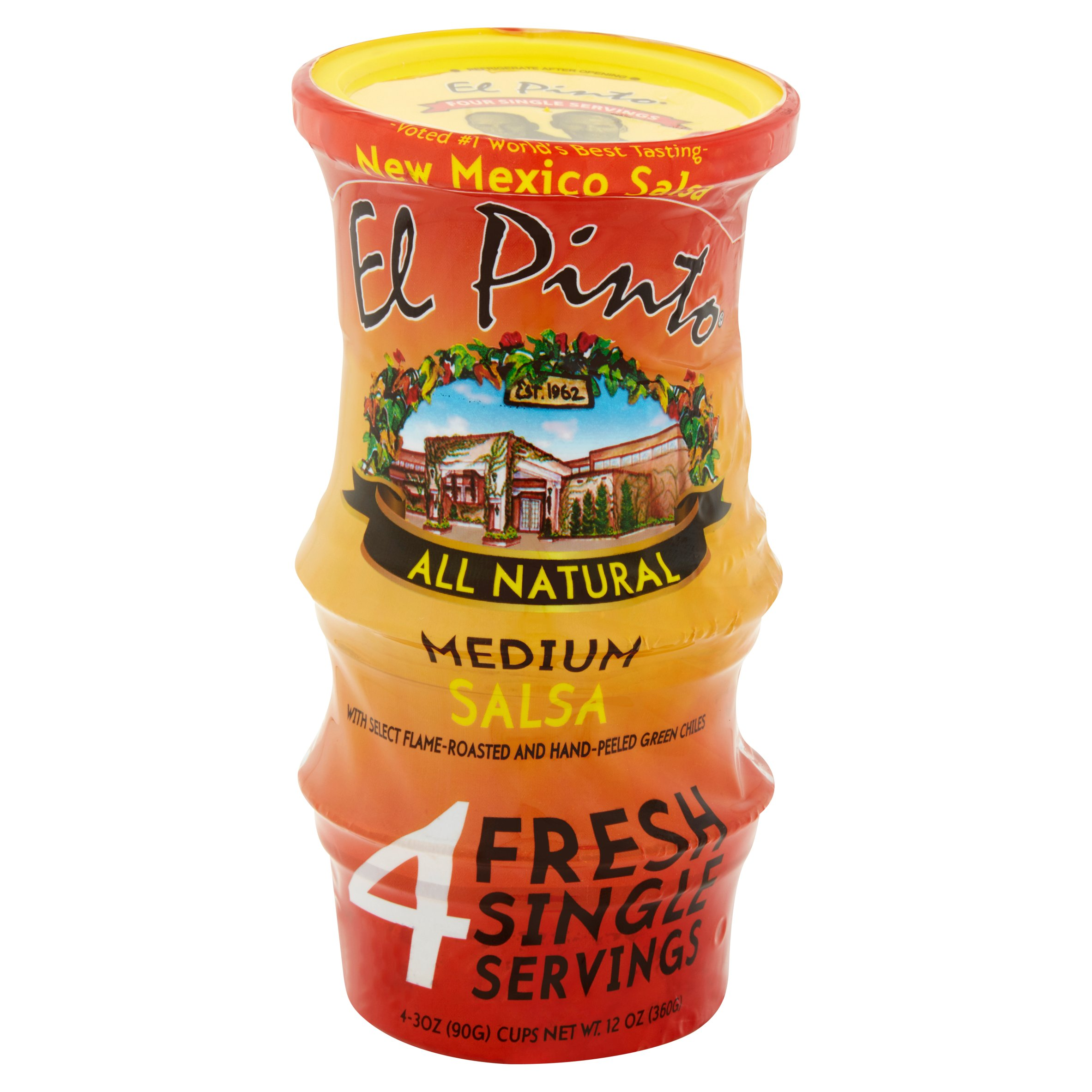 el pinto single serve salsa