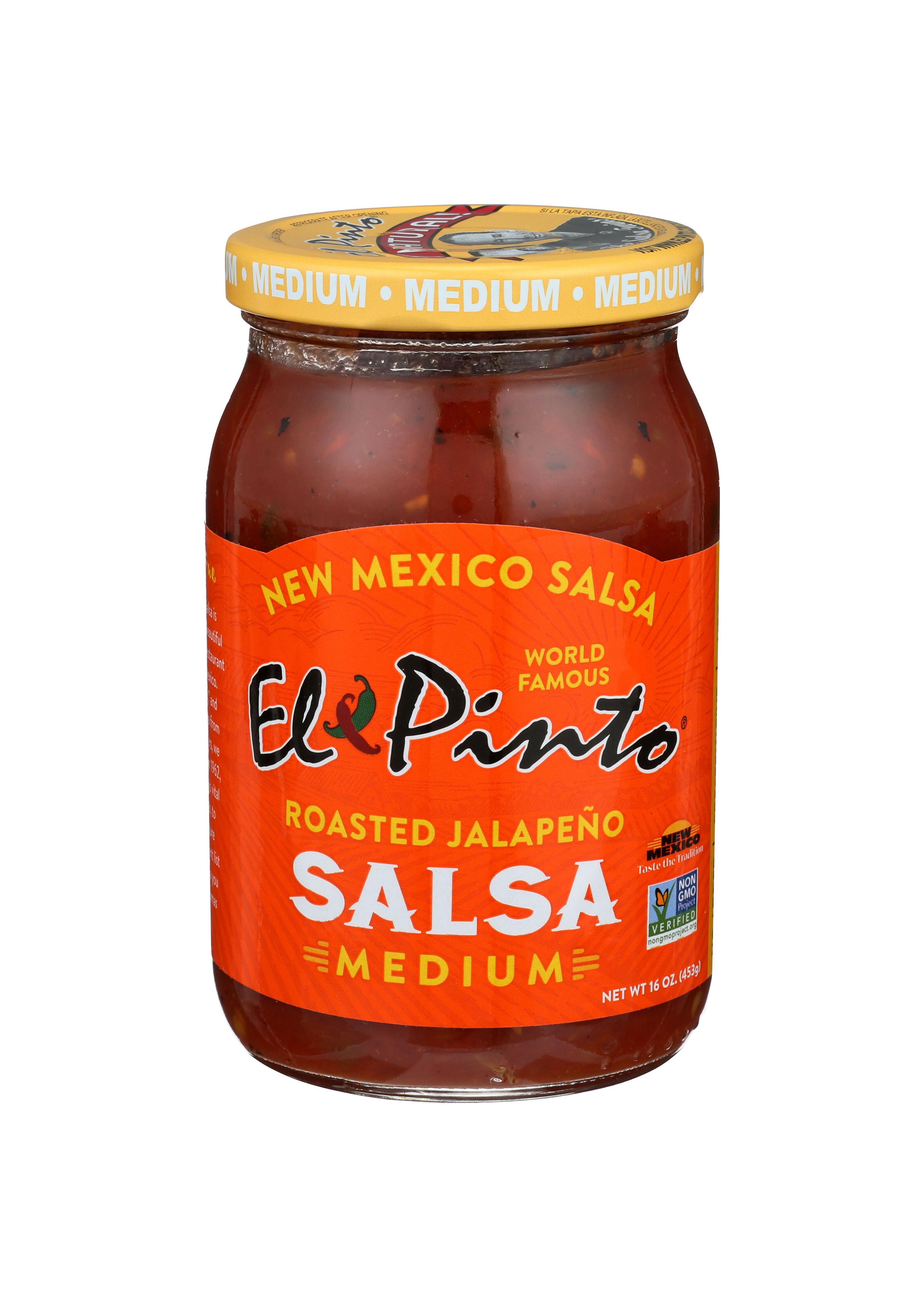 el pinto restaurant roasted jalapeno salsa