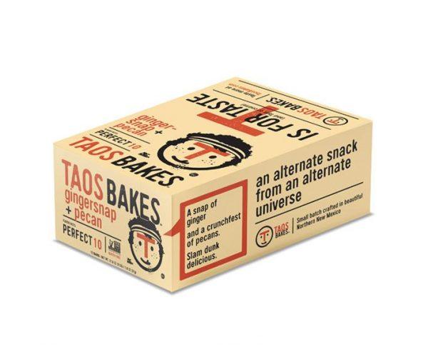 box of taos bakes energy bars