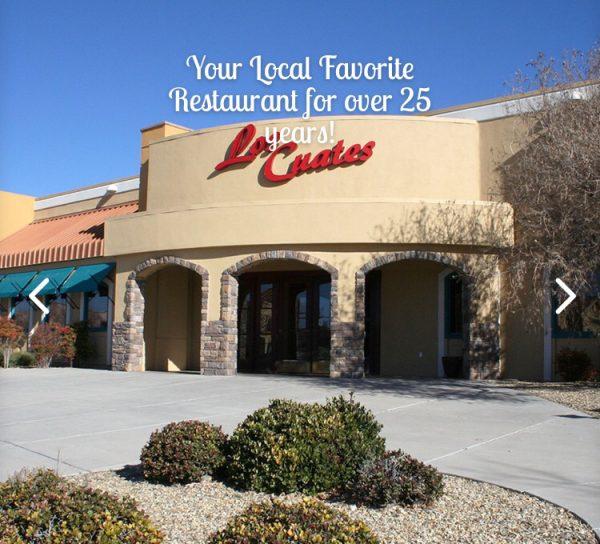Los Cuates Restaurant Albuquerque