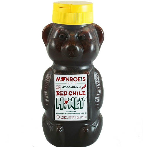 monroes red chile honey
