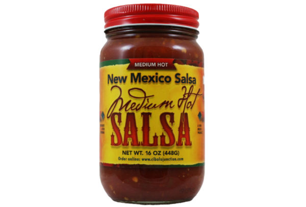 new mexico salsa company jar of salsa