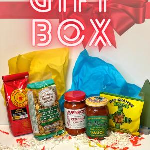 NewMexico gift box