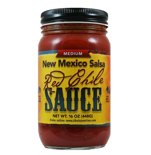 nm salsa red chile sauce