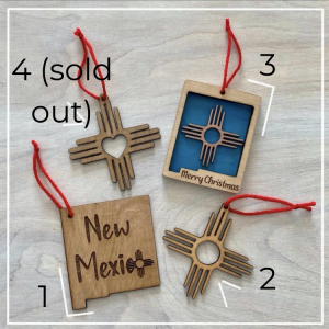 new mexico ornaments