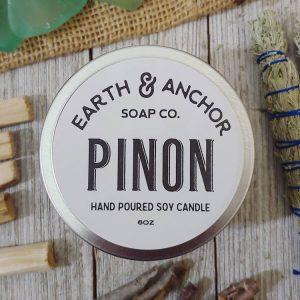 pinon candle
