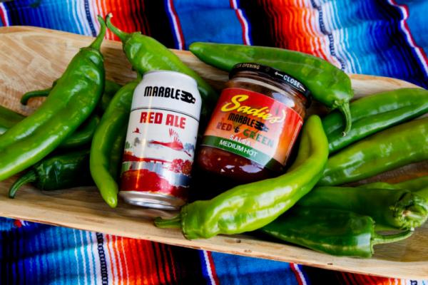 sadies marble salsa
