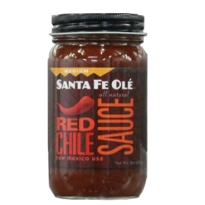 sante fe ole red chile sauce