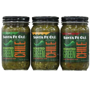 sante fe ole roasted green chile