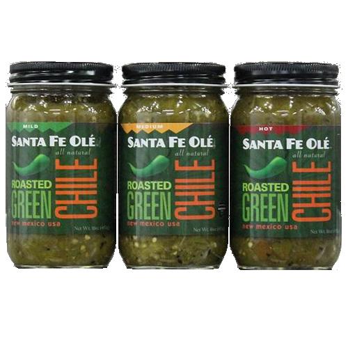 sante fe ole roasted green chile