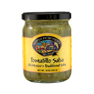sante fe seasons tomatillo salsa