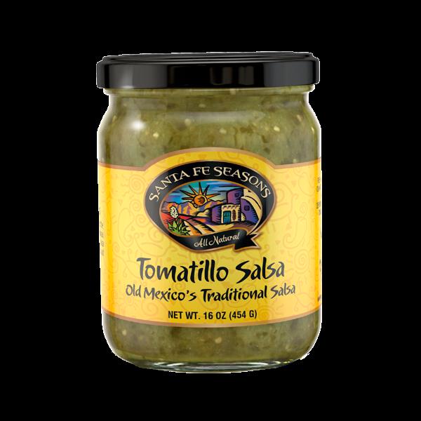 sante fe seasons tomatillo salsa