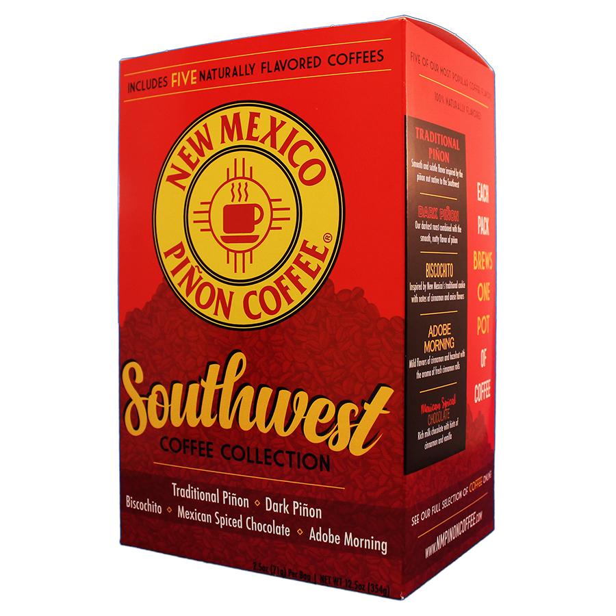 new mexico piñon coffee sample pack