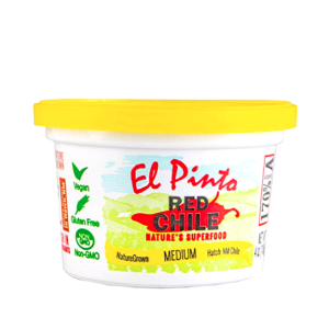 el pinto red chile single serve cups