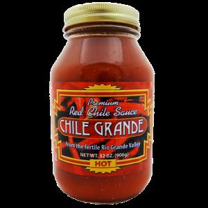 chile grande red chile sauce