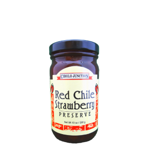 cibolo junction red chile strawberry jam