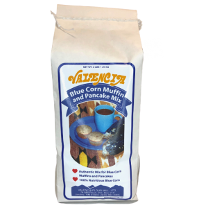 valencia flour mill blue corn mix