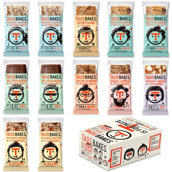toas bakes variety pack flavors